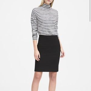 Banana Republic Lightweight Wool Pencil Skirt